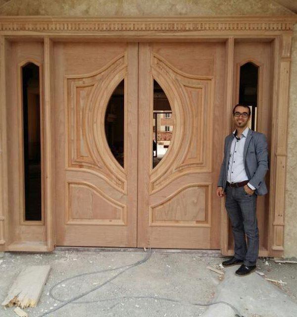 درب لابی شیراز, درب لابی در شیراز , فروش انواع درب لابی در شیراز