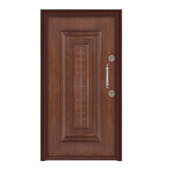 درب ضد سرقت CNC کد 9018 روکش راش